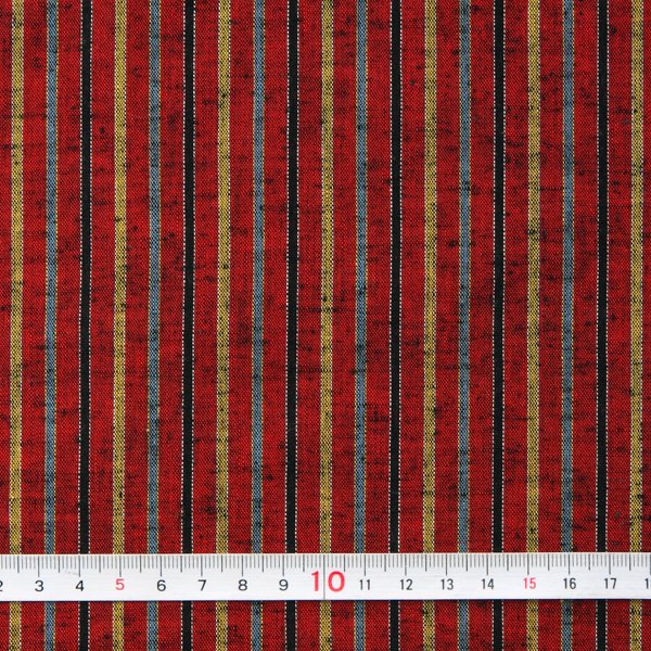 S-2 stripe silk - autumn (kinnshuu) - cut up for sale