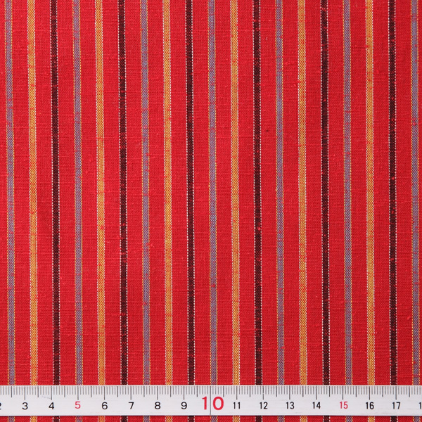 Striped tsumugi s-3 - twilight - cut up for sale