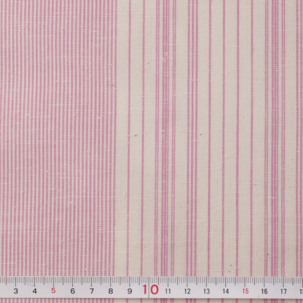 S-46 streak tsumugi - cherry blossom flower (hanazakura) - cut sale