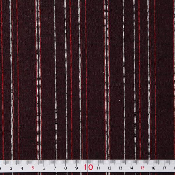 Stripe pongee S-9 - 楚々 - cut selling