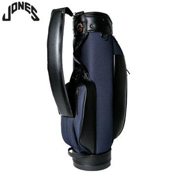 ジョーンズ JONES RIDER Navy x Black  キャディバッグ [Jones Golf Bags ライダーUS ]【あす楽対応】