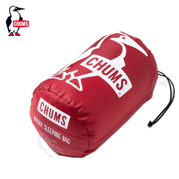 CHUMSブービースリーピングバッグシンス CH09-1144 [チャムス Booby Sleeping Bag Synth アウトドア 寝袋 キャンプ]【あす楽対応】