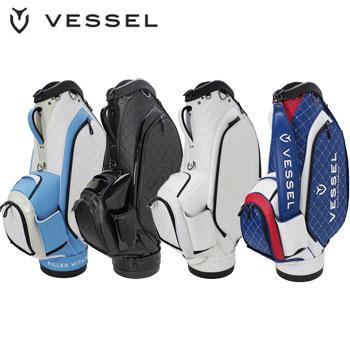 VESSEL 2019Lux Staff Bag[ベゼル ゴルフ Golf キャディバッグ スタッフバッグ]