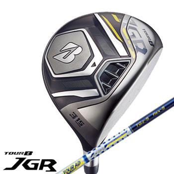 ブリヂストン 2019TOUR B JGR フェアウェイウッド 日本仕様 TOUR AD for JGR TG2-5 カーボンシャフト [Bridgestone Fairwaywood ゴルフ]