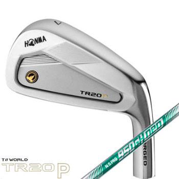本間ゴルフ 2020T//WORLD TR20-P アイアン  6本セット(#6~#11)N.S.PRO 950GH neo スチールシャフト[HONMA GOLF  iron ゴルフ ツアーワールド]