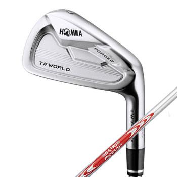 本間ゴルフ TW747-Vx アイアン 6本セット (#5~#10)N.S.PRO MODUS3 FOR T//WORLD スチールシャフト[HONMA GOLF  iron ゴルフ ツアーワールド]