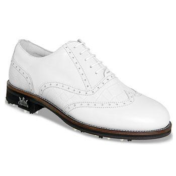 ラムダ 2015 MONZA ゴルフシューズ MNZ-M-1043-WHITE [LAMBDA モンザ GOLF SHOES]【あす楽対応】