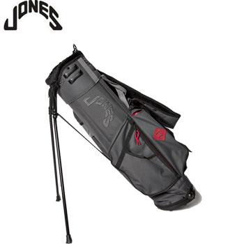 ジョーンズ JONES STAND BAG Utility Dark Grey スタンドバッグ[Jones Golf Bags ライダー ]