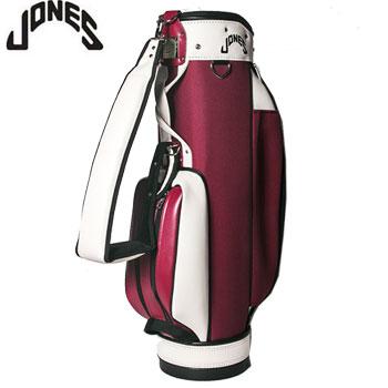 ジョーンズ JONES RIDER Maroon キャディバッグ [Jones Golf Bags ライダー ]