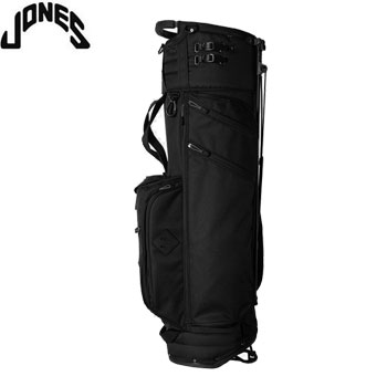 ジョーンズ JONES UTILITY TROUPER BLACK スタンドバッグ [Jones Golf Bags トゥルーパー  ゴルフ]