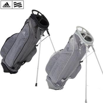 アディダス 2019コーティングヘザー スタンドバッグ  XA234  9.5型 47インチ対応 [adidas ゴルフ ]