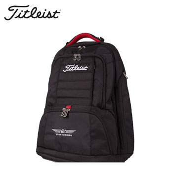 Titleist TITLEIST ESSENTIAL BACKPACK W / BV WINGS LOGO US Limited Edition [Titleist Vokey backpack backpacks]