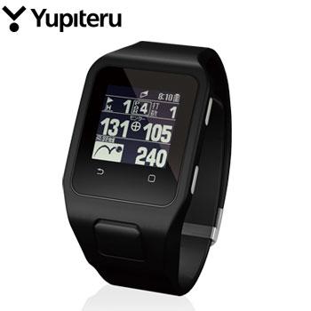 ユピテル 2017 ゴルフナビ ウォッチ型 YG-Watch A [ATLAS GOLFNAVI YUPITERU ゴルフナビゲーション 距離測定器 GPSナビ パット】