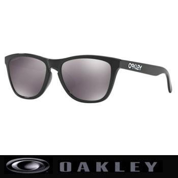 オークリー FROGSKINS PRIZM (ASIA FIT) サングラス 日本正規品 OO9245-6254 Polished Black/Prizm Black【Oakley フロッグスキン プリズム アジアンフィット】