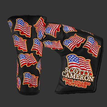 スコッティキャメロン 2016 U.S. Flags ヘッドカバー 101277[scotty cameron head cover USオープン 全米オープン]【あす楽対応】