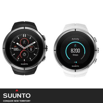 SUUNTO SPARTAN ULTRA GPSウォッチ BLACK/WHITE [スント スパルタン ウルトラ 腕時計  ]