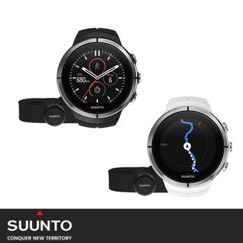 SUUNTO SPARTAN ULTRA (HR) GPSウォッチ BLACK/WHITE [スント スパルタン ウルトラ 腕時計  ]