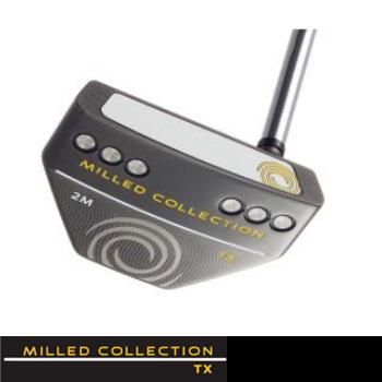オデッセイ 2017 ミルド・コレクション TX #2M パター 34インチ 日本仕様[odyssey MILLED COLECTION TX Golf ]