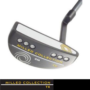 オデッセイ 2017 ミルド・コレクション TX #6M パター 34インチ 日本仕様[odyssey MILLED COLECTION TX Golf ]
