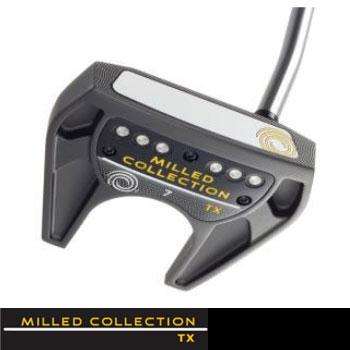 オデッセイ 2017 ミルド・コレクション TX #7 パター 34インチ 日本仕様[odyssey MILLED COLECTION TX Golf ]