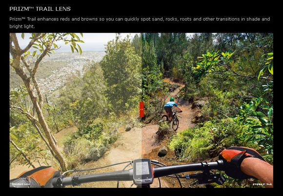 oakley trail prizm