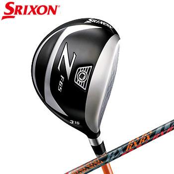 ダンロップ スリクソン Z F65 フェアウェイウッド 日本仕様 SRIXON RX カーボンシャフト【SRIXON DUNLOP Fairwaywood】, Unique&Basic【UBASIC】 33266995