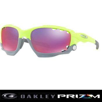 オークリー RACING JACKET サングラスOO9171-3962【Oakley プリズム レーシングジャケット】