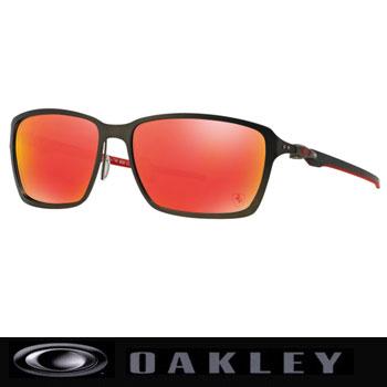 オークリーFerrari Collection TINCAN  サングラス OO6017-07【Oakley 限定 フェラーリ チンカン 】