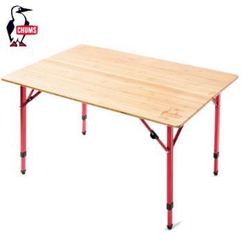 CHUMSバンブーテーブル100 CH62-1361[チャムス Bamboo Table 100 ゴルフ]