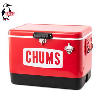 CHUMSスチールクーラーボックス CH62-1283 [チャムス Steel Cooler Box]【あす楽対応】