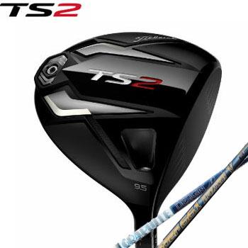 タイトリスト 2019TS2 ドライバー 日本仕様 Tour AD VR-6 カーボンシャフトSpeeder 661 EVOLUTION V カーボンシャフト[Titleist Driver Golf ゴルフ]