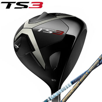 タイトリスト 2019TS3 ドライバー 日本仕様 Tour AD VR-6 カーボンシャフトSpeeder 661 EVOLUTION V カーボンシャフト[Titleist Driver Golf ゴルフ]