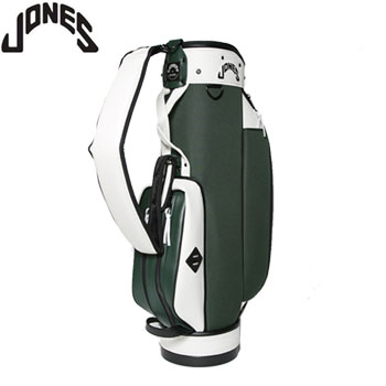 ジョーンズ JONES RIDER Forest Green キャディバッグ [Jones Golf Bags ライダーUS ]