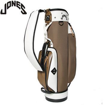 ジョーンズ JONES RIDER Tobacco Brown キャディバッグ [Jones Golf Bags ライダーUS ]