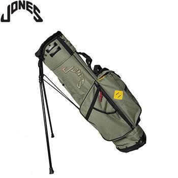 ジョーンズ JONES STAND BAG Utility Olive スタンドバッグ[Jones Golf Bags ライダー ]