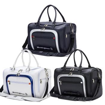 送料無料 いよいよ人気ブランド 土日祝も発送 マンシング ウェア 2021ボストンバッグ Bag Munsingwear 在庫あり ゴルフ 21SS MQBPJA00