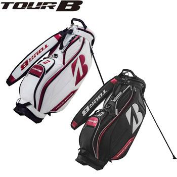 ブリヂストン 2017プロスタンドモデル スタンドバッグ CBG802 9.5型 [BRIDGESTONE Bag Golf ゴルフ TourB]