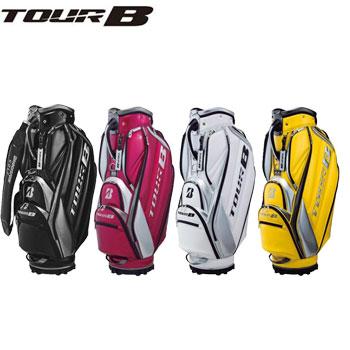 ブリヂストン 2017総エナメルモデル キャディバッグCBG811 9.5型 [BRIDGESTONE Bag Golf ゴルフ TourB]