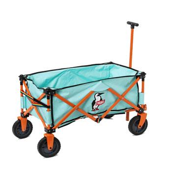 CHUMSハッピーキャンピングフォールディングワゴン CH62-1327[チャムス キャンピング キャンプ アウトドア Happy Camping FoldingWagon ゴルフ]
