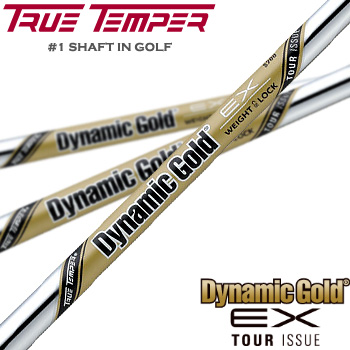 トゥルーテンパー 2019 ダイナミックゴールド EX ツアーイシュー 日本正規品 6本セット #5(39.5インチ)~W(37.0インチ) [True Temper DYNAMIC GOLD  EX TOUR ISSUE ゴルフ]