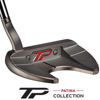 テーラーメイド 2019 TP Patina Collection Ardmore 3 パター US仕様 スーパーストロークPISTOL GTR 1.0 グリップ [Taylormade TP コレクション アドモア3 ゴルフ]