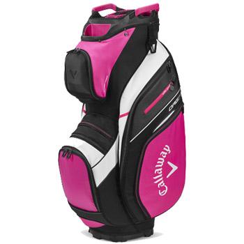 キャロウェイ 2020 ORG 14 CART BAG Pink/Black US仕様 [Callaway 14分割 キャディバッグ カートバッグ ピンク ブラック ゴルフ]
