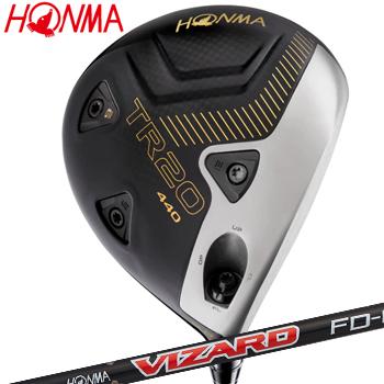 本間 2020 T//WORLD TR20-440 ドライバー 1W 日本仕様 VIZARD FD カーボンシャフト [HONMA GOLF ホンマ ツアーワールド DRIVER ゴルフ]