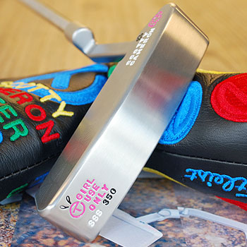 斯科蒂卡梅伦2015 My Girl NEWPORT2 TIMELESS SSS旅游推杆33英寸[Scotty Cameron circle T Putter TOUR纽波特2时间没有的NPT2我的女孩子]