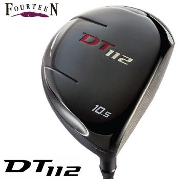フォーティーン 2016 DT112 ドライバー 日本仕様 MD-350ZD V2カーボンシャフト [FOURTEEN DRIVER DT-112]
