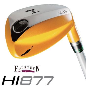フォーティーン 2016 HI877 ユーティリティ FT-16i カーボンシャフト [FOURTEEN UTILITY HYBRID HI-877 ゴルフ]