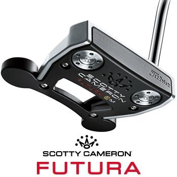 スコッティキャメロン 2017 FUTURA 6M パター [SCOTTY CAMERON フューチュラ 6M マレット ゴルフ]