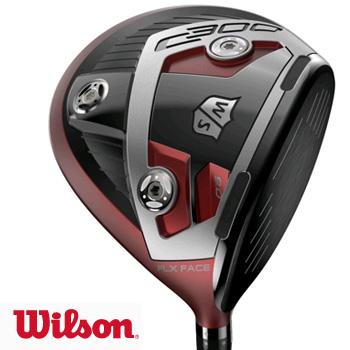 ウィルソン 2018 WILSON STAFF C300 Driver US仕様 Fujikura Speeder Pro 58 カーボンシャフト [Wilson C300ドライバー ゴルフ]