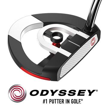 オデッセイ パター 2018 RED BALL パター US仕様 [Odyssey レッドボール マレット 33インチ 34インチ 35インチ ゴルフ]