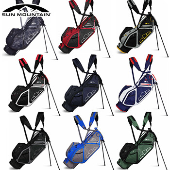 サンマウンテン 2019 3.5 LS BAG 9.0型 スタンドバッグ US仕様 [SUN MOUNTAIN Caddie Bag  軽量 キャディバッグ ゴルフ stand]